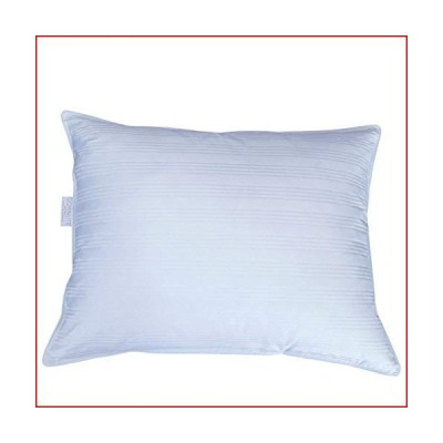 DOWNLITE Extra Soft Down Pillow - Great for Stomach Sleepers Pillow - Very Flat - Standard Bed Pillow - Duck Down【並行輸入品】