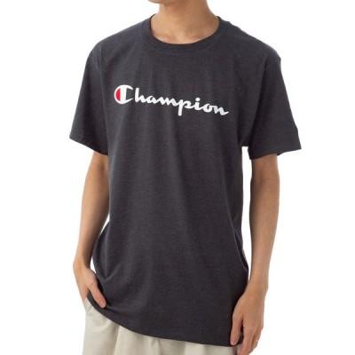 チャンピオン メンズ Tシャツ CHAMPION GT23HY07718 G61 グレー