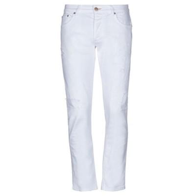 DW FIVE ジーンズ  メンズファッション  ボトムス、パンツ  ジーンズ、デニム ホワイト