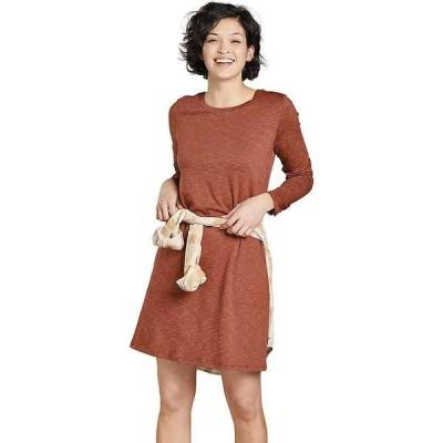 トードアンドコー レディース ワンピース トップス Toad & Co Women's Windmere II LS Dress