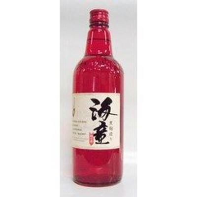 芋焼酎 海童 祝の赤 黒麹造り 25度 720ml 芋 焼酎 濱田酒造