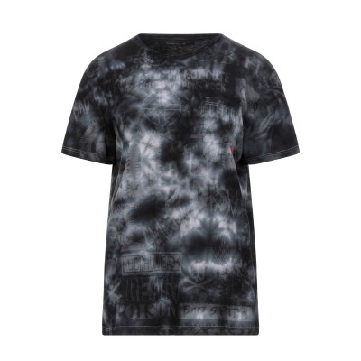 BAD SPIRIT T シャツ ブラック L コットン 100% T シャツ