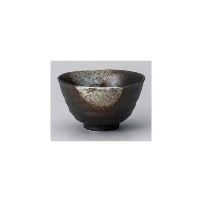 和食器 ネ357-257 白吹天目京茶碗