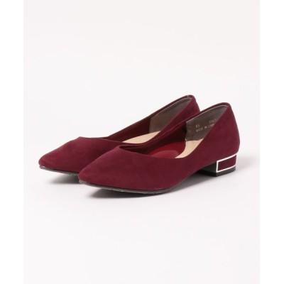 Xti Shoes / ◆ももちゃん コラボデザイン◆ とんがりローヒールパンプス WOMEN シューズ > パンプス