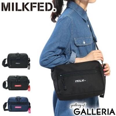 【商品レビューで+5%】ミルクフェド ショルダーバッグ MILKFED.  NEO SHOULDER BAG BAR レディース 03182097