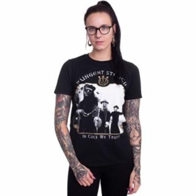 インペリコン Impericon レディース Tシャツ トップス - Masters Of Moral - T-Shirt black