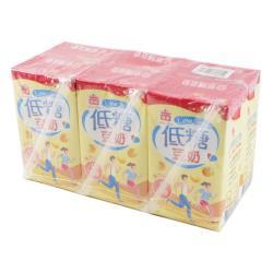 義美低糖豆奶250ml*6入