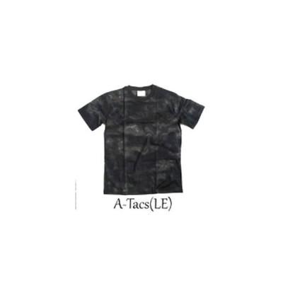 ds-1388214 カモフラージュ Tシャツ( 迷彩 Tシャツ) JT048YN A-TAC S( LE) XLサイズ (ds1388214)