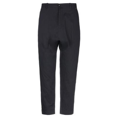 トムレベル TOM REBL パンツ ブラック 46 コットン 95% / 金属繊維 5% パンツ
