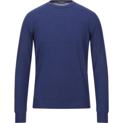 ドルモア DRUMOHR メンズ ニット・セーター トップス sweater Blue