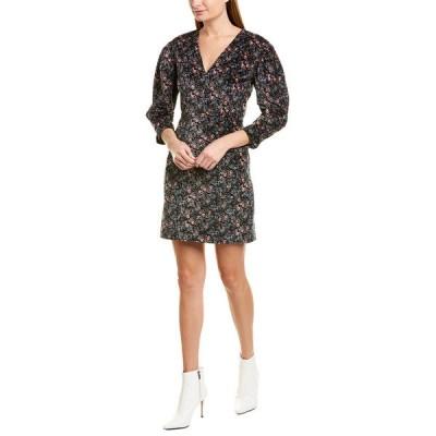 ラヴィ ワンピース トップス レディース La Vie Rebecca Taylor Lisette Sheath Dress black combo