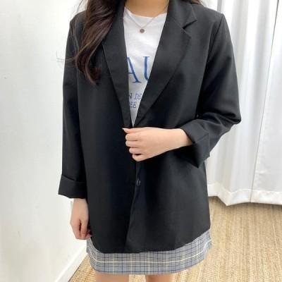 BULLANG GIRL レディース ジャケット Retro jacket