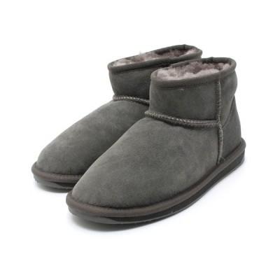ブーツ EMU/エミュー/STINGER MICRO/スティンガーミクロ シープスキンブーツ
