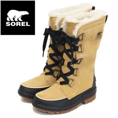 SOREL (ソレル) NL3426 TIVOLI IV TALL ティボリIVトール レディース スノーブーツ 防水 373 CURRY SRL021