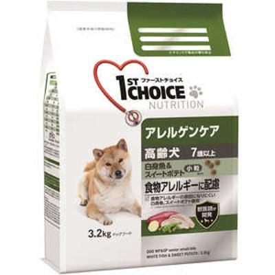 アースペット ファーストチョイス 高齢犬アレルゲンケア3.2kg FCコウレイケンアレルゲンケア