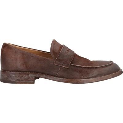 モマ MOMA メンズ ローファー シューズ・靴 loafers Cocoa
