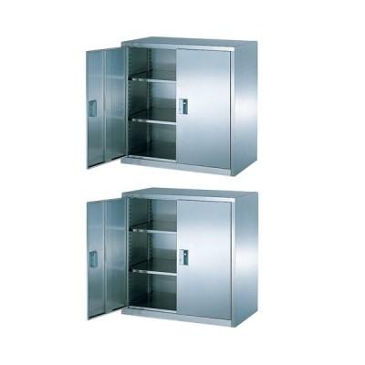 両開き書庫 セット 観音開き 戸棚 棚 BSU-99RSS