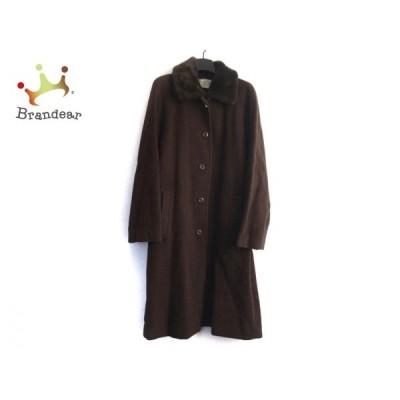 アリスバーリー Aylesbury コート サイズ11 M レディース ダークブラウン 冬物   スペシャル特価 20210103