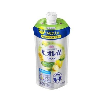花王 ビオレu フレッシュシトラスの香り つめかえ 340ml