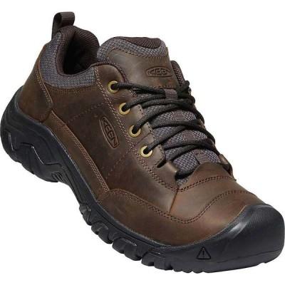 キーン Keen メンズ 革靴・ビジネスシューズ シューズ・靴 KEEN Targhee III Oxford Shoe Dark Earth/Mulch
