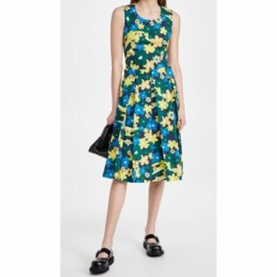 マルニ Marni レディース ワンピース ワンピース・ドレス Sleeveless Dress Jade