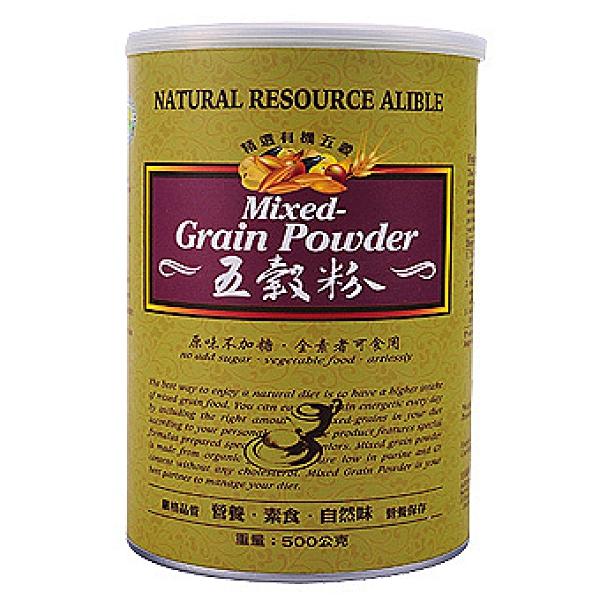 台灣綠源寶 五穀粉(500G)6罐