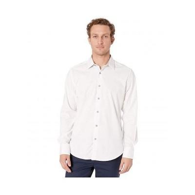 Robert Graham ロバート グラハム メンズ 男性用 ファッション ボタンシャツ Andretti Button-Up Shirt - White