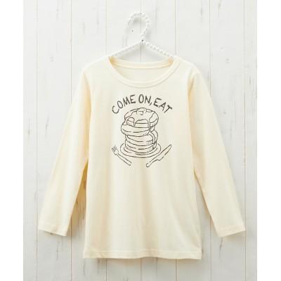 【もっとゆったりサイズ】綿100%プリントチュニックTシャツ(女の子 子供服・ジュニア服) (Tシャツ・カットソー)Kids' T-shirts