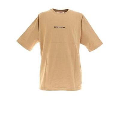ベンデイビス(BEN DAVIS)BEN BIGロゴフットボール半袖Tシャツ 0580020-CML