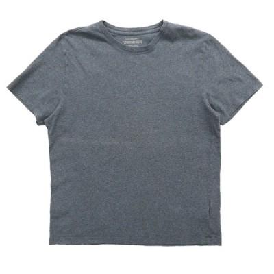 古着 バナナリパブリック 無地Tシャツ グレー サイズ表記:L