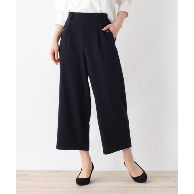 SHOO・LA・RUE / 【ECO VERO】ボタン使いワイドパンツ WOMEN パンツ > パンツ