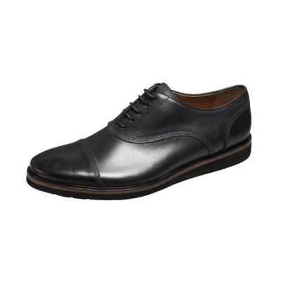 キャサリンハムネットメンズシューズ31621ブラックストレートチップ ビジネスカジュアル紳士靴
