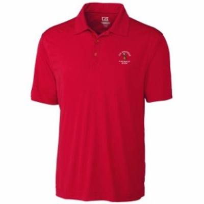 Cutter & Buck カッター アンド バック スポーツ用品  Mens 2019 U.S. Amateur Cutter & Buck Red DryTec Northgate Polo