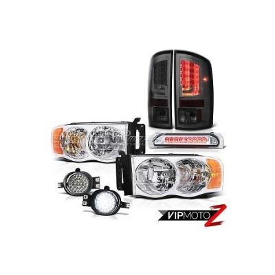 カー用品  パーツ アクセサリー ヴェノムインク 2002-2005 ダッジ Ram 1500 5.7L テールランプ ヘッドライト フォグ ランプ サード ブレーキ ランプ Drl