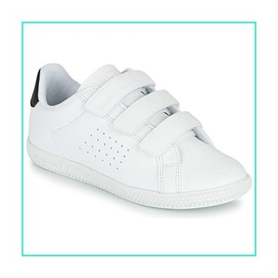 le coq Sportif Match Set Ps Sport Trainers Child White - 13 - Low Top Trainers