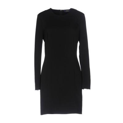 POLO RALPH LAUREN ミニワンピース&ドレス ブラック 8 ポリエステル 100% ミニワンピース&ドレス