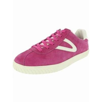 Tretorn トレトン スポーツ用品 シューズ Tretorn Womens Camden 3 Ankle-High Suede Fashion Sneaker
