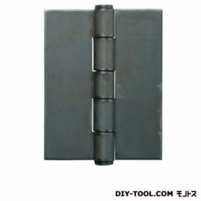 PLUS 鉄 重量丁番 生地 205mm K-38-205