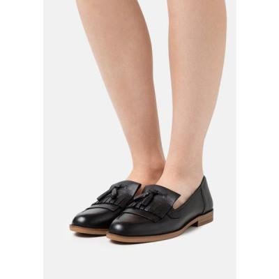 カプリス レディース 靴 シューズ Slip-ons - black