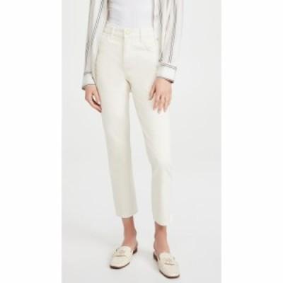 トライアーキー Triarchy レディース ジーンズ・デニム ボトムス・パンツ High Rise Stove Pipe Jeans Off White