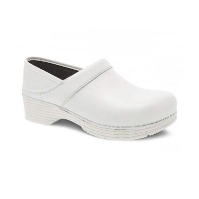 Dansko ダンスコ レディース 女性用 シューズ 靴 クロッグ ミュール LT Pro - White Box
