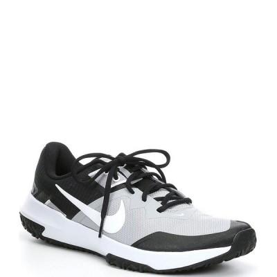 ナイキ メンズ スニーカー シューズ Men's Varsity Compete TR 3 Training Shoes Light Smoke Grey/Black/White