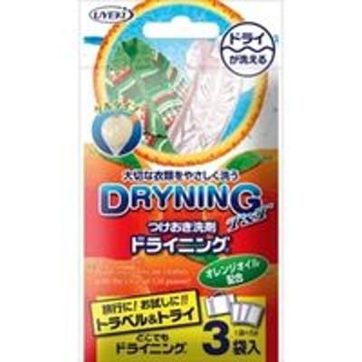 UYEKIUYEKI ドライニング ゲルタイプ トラベル&トライ 5g×3袋入 4968909057067 1セット(30個)(直送品)