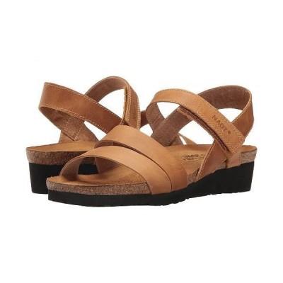 Naot ナオト レディース 女性用 シューズ 靴 サンダル Kayla - Oily Dune Nubuck