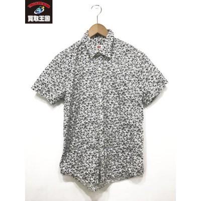 Levi's 総柄 花 BDシャツ S