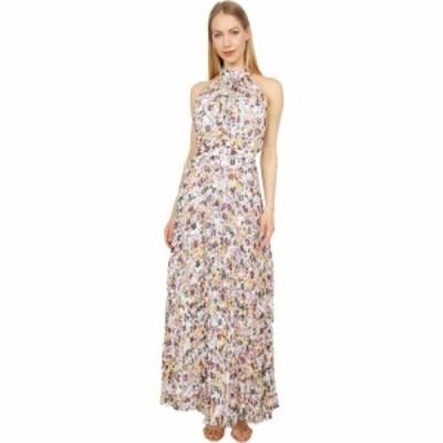 ベッツィ ジョンソン Betsey Johnson レディース ワンピース ワンピース・ドレス Pollack Floral Pleat Dress White Multi