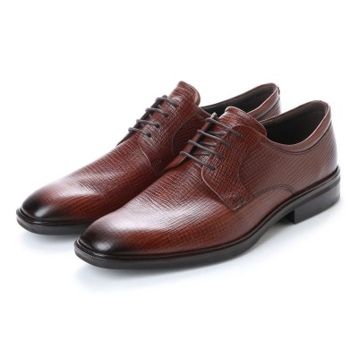 エコー ECCO Illinois Plain Toe Tie (COGNAC)