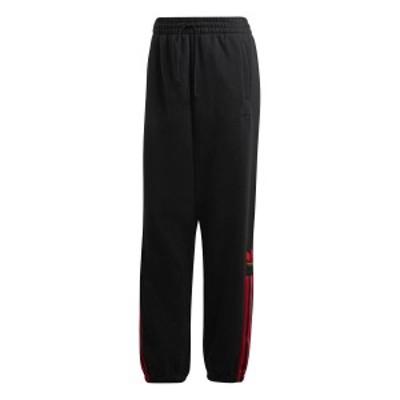 adidas CUFFED PANTS 【レディース】 アディダス カフド パンツ BLACK/MULTI gd2242