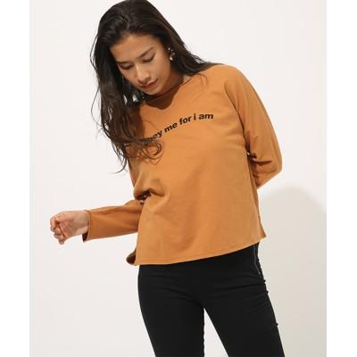 tシャツ Tシャツ obay me LONG SLEEVE/obay me ロングスリーブ