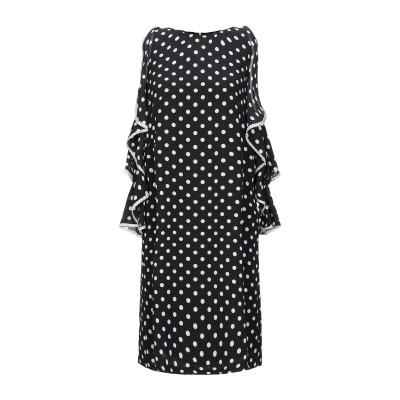 CLIPS MORE ミニワンピース&ドレス ブラック 50 ポリエステル 100% ミニワンピース&ドレス
